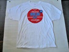 National Bowling Day 2016 Brunswick Zone T-Shirt Size XL