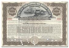 New York Central & Hudson River Railroad Co. Bond (Michigan Central Collateral)