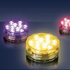LED Lichterzauber Lichteffekt Farbwechsel Innen außen Deko Garten Teich