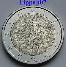 Finland speciale 2 euro 2017 Onafhankelijkheid UNC