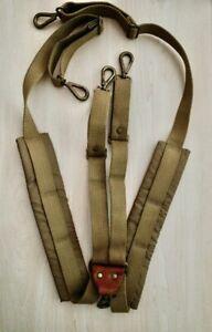 RARE Billingham Backpack Harness Nickel SOLD OUT