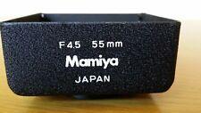 Mamiya Gegenlichtblende Sonnenblende F4,5 55mm neuwertig
