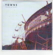 (EQ999) Towns, Young At Heart - 2012 DJ CD