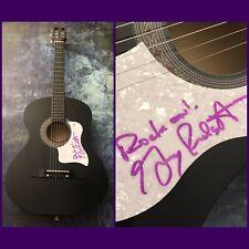 GFA And the Union Gap Star GARY PUCKETT Signed Acoustic Guitar G3 COA
