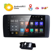 """Android 8.1 9""""HD fit Mercedes Benz ML320 ML350 GL320 GL350 Car Radio Stereo GPS"""