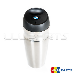 NEW GENUINE BMW STAINLESS STEEL THERMO TRAVEL MUG 450ML 80562211967