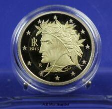 Italien 2013 - 2 Euro Kursmünze (Dante) aus Kursmünzensatz KMS PP / Proof