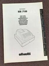 10x Olivetti ECR 7100 Cash Register Ink  Rollers