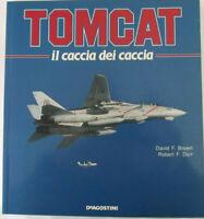 Tomcat. Il caccia dei caccia-Italiano-DeAgostini 1991