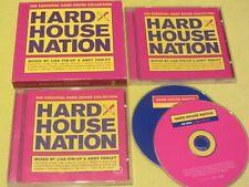 Hard House Nation - 2 CD Album Dance Lisa Pin-Up & Andy Farley ft Mauro Picotto