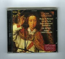 CD (NEW) JOHN TAVERNER MISSA O MICHAEL THE SIXTEEN HARRY CHRISTOPHERS