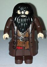 LEGO Harry Potter RUBEUS HAGRID Minifigure Minifig BRAND NEW!
