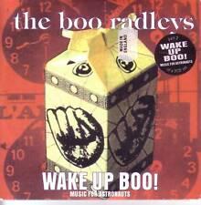 BOO RADLEYS Wake Up Boo w/ 2 UNRELEASE CARD SLEEVE CD