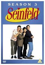SEINFELD - SERIES 3 - COMPLETE NEW REGION 2 DVD