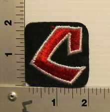 1970's CLEVELAND INDIANS VINTAGE PATCH #3 (SQUARE)