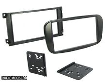 Ford S-Max 2007 on Piano Black Double Din Car Stereo Fitting Kit Facia CT23FD33