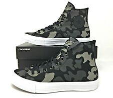 Converse Chuck Taylor All Star II Hi Reflective Camouflage Men's Shoes (151157C)