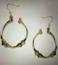 Low Luv by Erin Wasson Bone Earrings G2