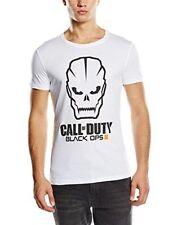 Short Sleeve Slim Fit Skull T-Shirts for Men