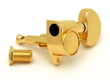 """NEW Schaller """"Grover Style"""" TUNERS Tuning Pegs for Les Paul Gold TK-7840-002"""