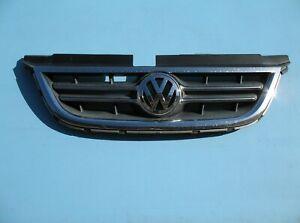 2009 2010 2011 2012 VW VOLKSWAGEN ROUTAN TOP UPPER CHROME GRILLE OEM 09 10 11 12