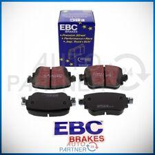 EBC Pour Skoda Octavia Rs VW Tdi Sportbremse Blackstuff Plaquettes de Frein Dos