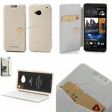 Mercury Goospery Schlangenhaut Geldbörse Tasche für HTC One M7 801e