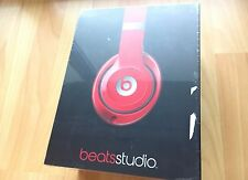 Beats Studio Casque Audio supra-auriculaire Rouge V2