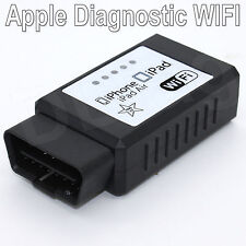 WiFi WLAN ELM327 OBD2 Car Code Scanner for iPhone iPod iPad diagnostic scan tool