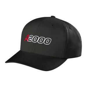 Wilson A2000 Embroidered Lightweight Snapback Hat with Preformed Bill