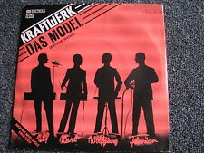 Kraftwerk-Das Model-The Model 7 PS-Germany