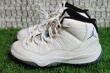 Nike Jordan 11 Retro BP Legend Blue Columbia White 1 3 4 5 6 7 db 378039 117 2Y