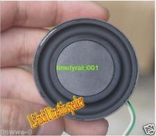 """2pcs 1.5"""" inch Ultra-thin speaker Loudspeaker 8 ohms 5 Watts"""