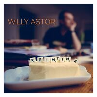 WILLY ASTOR - REIMTIME  CD NEU