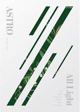 ASTRO [ALL LIGHT] 1st Album WHITE CD+POSTER+PBook+Post Card Set+Sticker+Card+etc