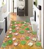 3D Lotus Pond Art 529 Floor WallPaper Murals Wallpaper Mural Print AJ AU Lemon