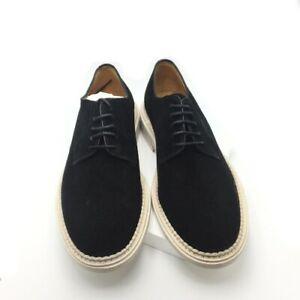 Marc Jacobs Mens Black Suede Dress Shoes Model: S87WQ0165  Size US: 9 Europe: 42