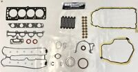 VAUXHALL ZAFIRA GSI Z20LET ELRING FULL ENGINE GASKET SET INC BOLTS & RETAINERS