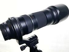 Tamron 150-600mm F/5-6.3 Mark I Telephoto (Canon/EF mount)