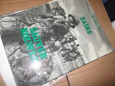 Légion Étrangère-Livre Colonel Erulin-SAUVER Kolwezi
