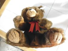 Ty Beanie Baby * Ty Classic Mcgee The Bear 1990 * Looks New * Style 5001 *
