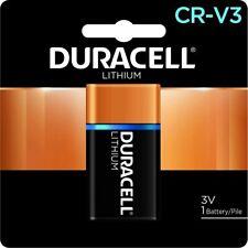 Duracell CR-V3 3V Ultra Lithium Battery - long lasting battery - Date 2028 CRV3