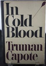 IN COLD BLOOD BY TRUMAN CAPOTE *ADVANCE READING COPY*