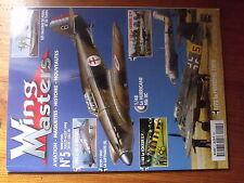 $$2 Revue Wing Masters N°5 Luftwaffe  Hurricane Mk IIC  Henschel 129-B  Fokker
