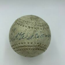 1950's Ted Williams Signed Autographed Vintage Baseball With JSA COA