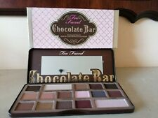 Too Faced Chocolate Bar Eyeshadow Palette BRANDNEW NEVER USED GENUINE NiB UNUSED