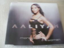AALIYAH - MORE THAN A WOMAN - R&B CD SINGLE