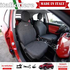 FODERE Fiat 500X su Misura COPRISEDILI 500X Fiat FODERINE 500X COMPLETE Nero 31