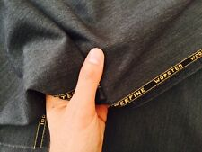 100% WOOL WORSTED SUITING / JACKETING FABRIC Width 155 Cm