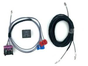 Mazo de Cables Faros Antiniebla Actualización Incl. Relé VW Golf 4 IV